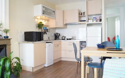 Un nouvel appartement optimisé