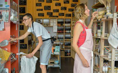 Épicerie vrac et zéro déchet: La Tribu des Saveurs